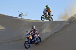 Abu Dhabi Desert Challenge 2015 е в разгара си