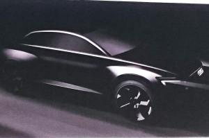 Audi Q6 ще бори X6 и GLE Coupe с ток