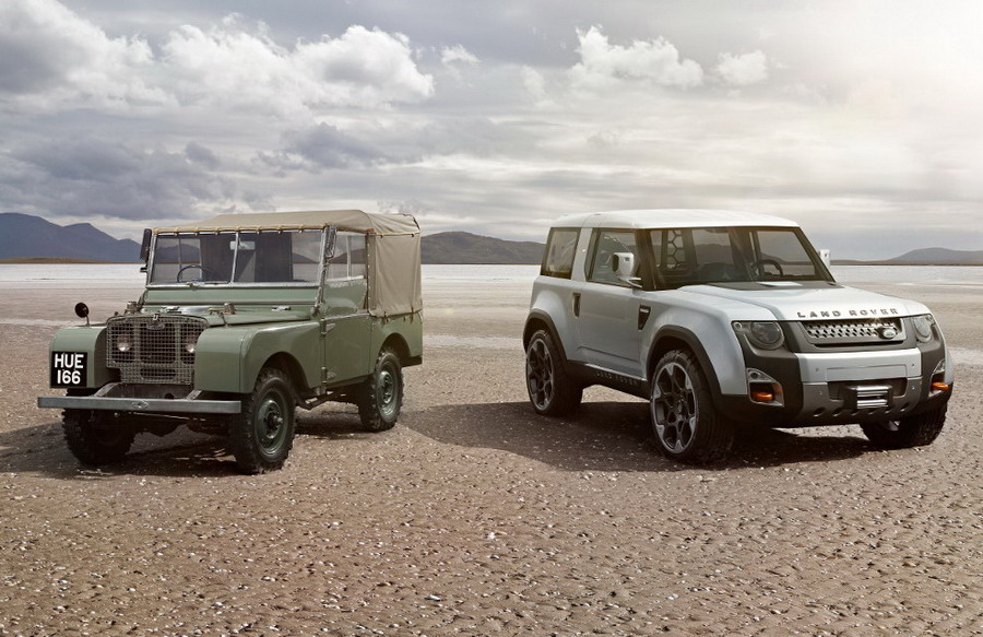 Очакваме новия Land Rover Defender през 2018 година