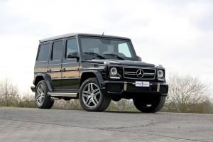 "Posaidon ""наду"" Mercedes G63 AMG до 830 ""коня"""