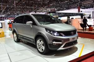 Tata Hexa Concept: и индийците ги бива в SUV сегмента