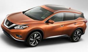 Nissan Murano Hybrid представен в Шанхай (видео)