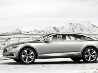 Audi Prologue Allroad: шармантно оф-роуд купе