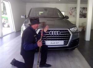 Новият Audi Q7 предпремиерно в България