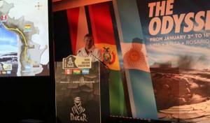 Dakar 2016 route: Peru, Bolivia, Argentina