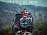 Китайски комунизъм, секси модел и… Jeep Wrangler