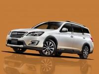 Subaru Exiga Crossover 7 наследява Tribeca