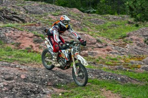 75 участника в MG Enduro X 2015: обзор