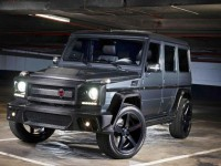 Prindiville Design Indomitable G на базата на G63 AMG