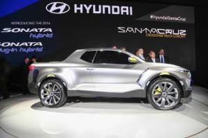 Hyundai готви пикап, компактен SUV и Genesis кросоувър?