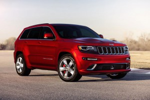 Jeep Grand Cherokee Trackhawk с Hellcat двигател?