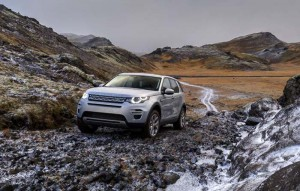 Land Rover Discovery Sport с нов Ingenium дизелов мотор