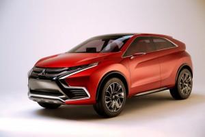 Бъдещото Mitsubishi ASX с хибридна EVO версия?