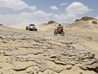 Pharaons rally 2015: триумф край Пирамидите