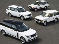 Легендарният Range Rover навърши 45 години