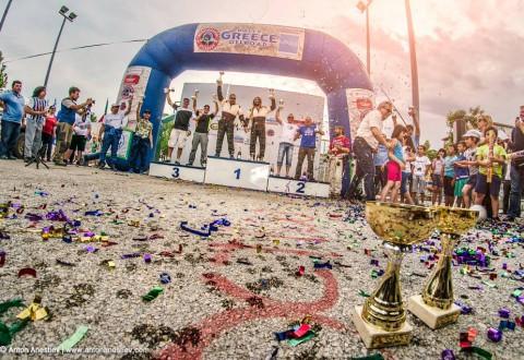 Успех за българите в Rally Greece Offroad 2015