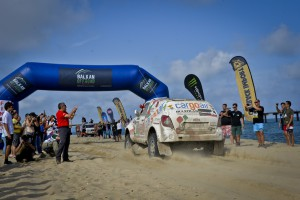 Две родни победи в Balkan Offroad Rallye 2015