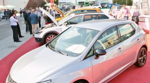 Град на автомобилите за първи път в Международния технически панаир