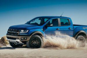 Ford Ranger стана Raptor