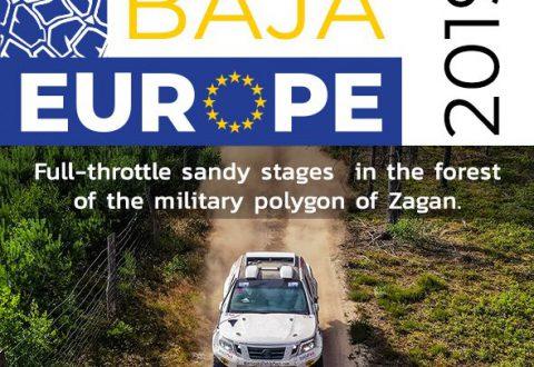 Нова Baja Europa в Полша този месец