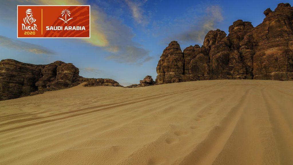 Рали Дакар отива в Саудитска Арабия