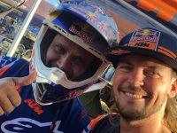 """Звезди от """"Дакар"""" и Формула 1 на старта на Baja 1000"""