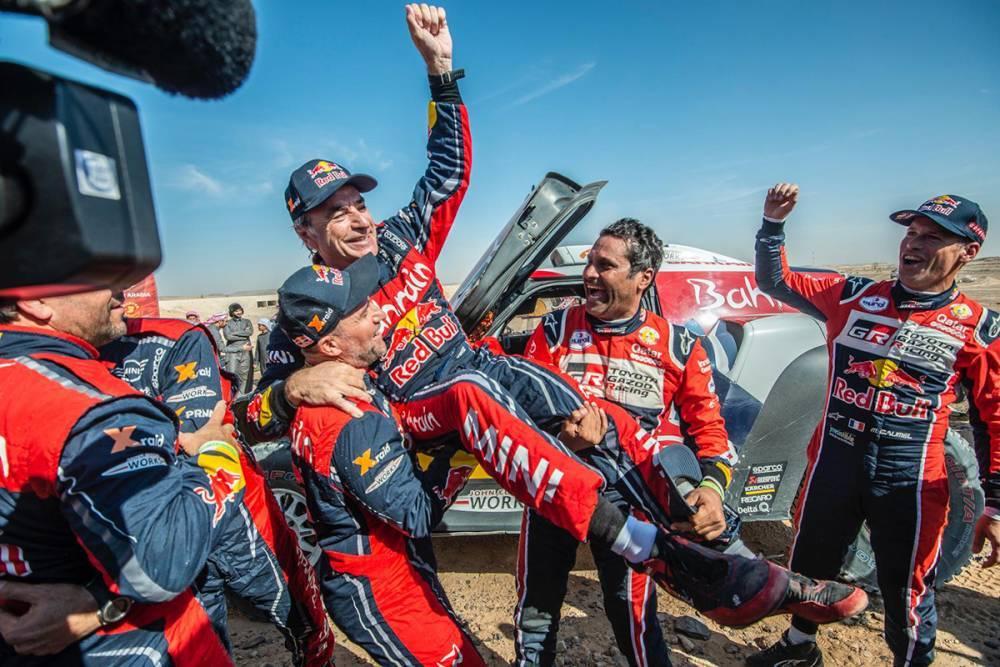 Дакар 2020: Карлос Сайнц е шампион