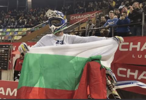 Историческа победа на Теодор Кабакчиев в Световното Супер Ендуро