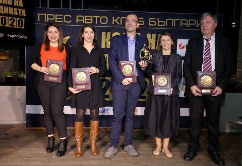 Кола на годината в България 2020: победителите