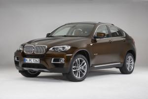 BMW обнови спортния всъдеход X6