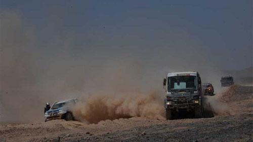 """Ал Атия и Алес Лопрайс отпаднаха от """"Дакар"""", Ценков продължава!"""