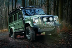 Лимитирана серия Land Rover Defender Blaser Edition