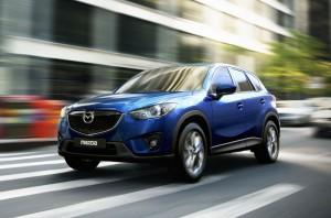 Mazda стартира производството на кросоувъра CX-5 със Skyactive двигател