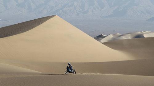 """Рали """"Дакар"""" 2012: още снимки от етап 13 Наска – Писко"""