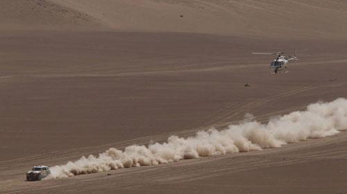 """Рали """"Дакар"""" 2012: избрани снимки от етап 11 в Перу"""