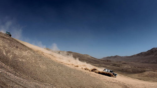 """Рали """"Дакар"""" 2012: репортаж етап 9"""