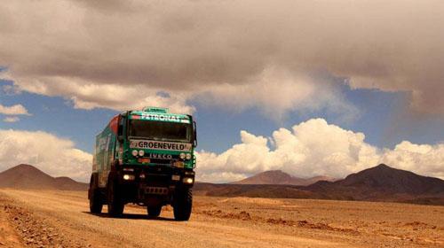 """Рали """"Дакар"""" 2012: репортаж етап 10"""