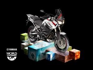 Yamaha пуска Super Ténéré Worldcrosser
