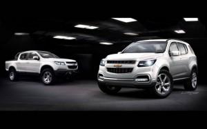 Chevrolet TrailBlazer ще атакува пазарите по света (видео)