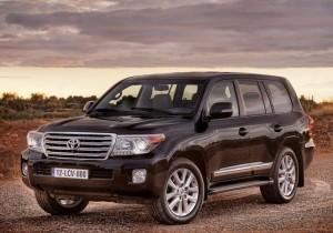 Новият Toyota Land Cruiser V8 с американски дебют