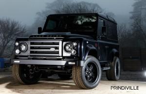 Land Rover Defender Limited Edition от Prindiville Design
