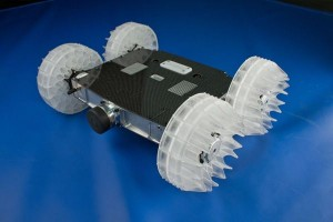Скачащият роботомобил Boston Dynamics Sand Flea Jumping Robot (видео)