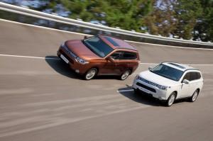 Новото поколение Mitsubishi Outlander е факт (галерия + видео)