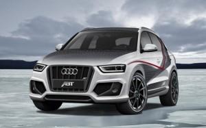 Повече мощност и по-готин фасон за ABT Audi QS3