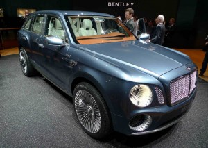 Серийната версия на Bentley SUV ще претърпи сериозен редизайн?