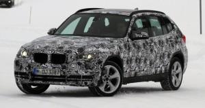 Фейслифтът на BMW X1 ще дебютира на автосалона в Ню Йорк