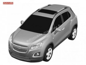Spyshots: Chevrolet Trax, братът на Opel Mokka и Buick Encore (галерия)