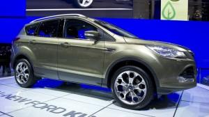 Новият Ford Kuga ще е на пазара през лятото (галерия + видео)