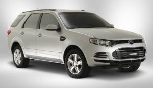 Последното поколение Ford Territory ще бъде представено в Бангкок