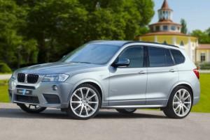 Hartge надува BMW X3 xDrive35d до 362 конски сили